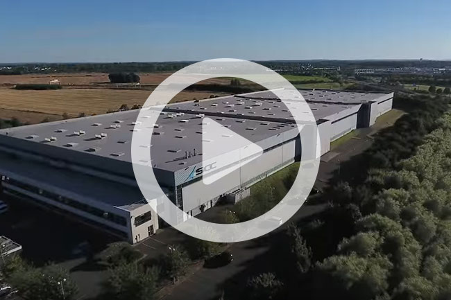 Lieusaint SCC - 1er Centre industriel d'int�gration en France