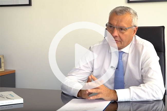 Interview de Mr Didier Lejeune, Directeur G�n�ral SCC France