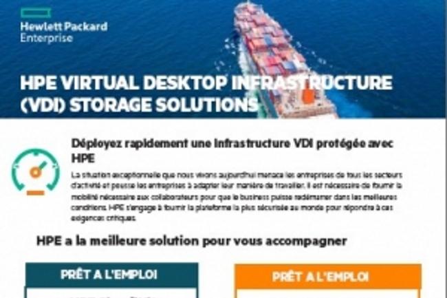 D�ployez rapidement une infrastructure VDI prot�g�e